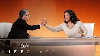 Deepak Chopra Defines Spirit | Oprah's Life Class | Oprah Winfrey Network