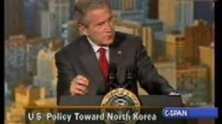 I say nu-cle-ar, Bush says Nu-cu-lar