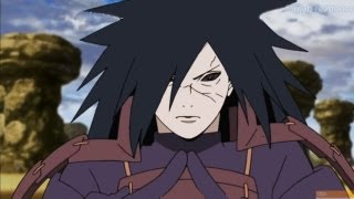 Uchiha Madara Vs Ninja Alliance (HD)