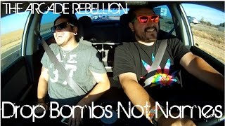 "The Arcade Rebellion - ""Drop Bombs Not Names"" feat. Malisa Bejarano - Official Music Video"
