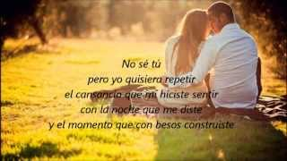 No sé tú - Luis Miguel (Letra canción)