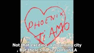Phoenix - Fior Di Latte (Lyrics)