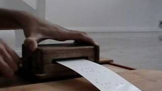 """Clair de Lune (""""Moonlight"""" from Suite Bergamasque) by Claude Debussy; Arranged for Music Box"""