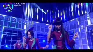 Perfume ♪ TOKYO GIRL/20170212tr