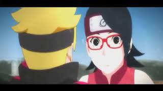 Rap do Naruto e Sasuke e Boruto e Sarada Tauz  RapTributo 01 Boruto Minha Palavra