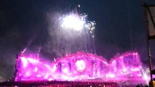 David Guetta   Tomorrowland 2014   She Wolf (Falling to pieces)