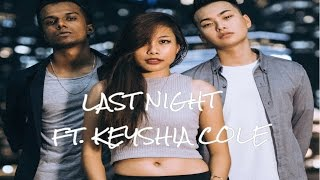 Last Night Feat. Keyshia Cole | Nadhra Aqilah Choreography