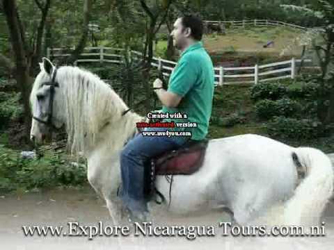 Explore Nicaragua tours hourse back riding