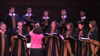 Festival Internacional de Coros de Bogotá - Coro U. de la Sabana