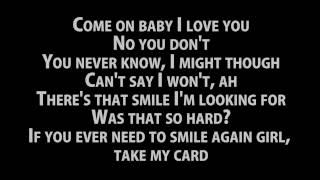 Bruno Mars Perm Lyrics