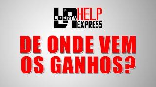 Como são gerado os seus ganhos do YouTube - Liberty Help Express #4