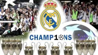 Himno de la Decima Nuevo Himno del Real Madrid Hala Madrid y Nada Mas