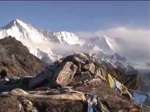 Nepal Trekking – Everest Trek Gokyo Peak to Chu La.mp4