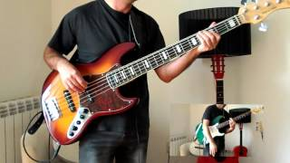 DIA D -  bass cover by Jorge Barbosa