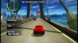 Speed Freak Race