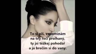Lucie Bílá - ESeMeS text
