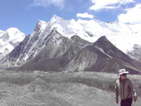 Summit of Chukking Ri
