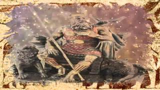 Viking Music - Vinterns Dröm ( English lyrics) (The song tells of Odin)