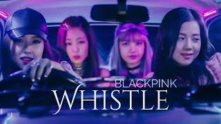 BLACKPINK - Whistle. Letra fácil (pronunciación)