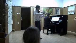 Marko Pavlovic -Violina