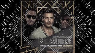 JUAN ESTEBAN x DAMIAN, EDDY K - Tu Familia No Me Quiere [Audio Oficial]