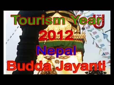 """Tourism Year 2012 """"Nepal"""" Budda Jayanti Kathmandu"""
