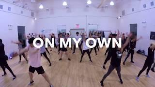 "Bo Park Choreography "" On My Own by Troyboi """