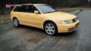 My car: AUDI S4