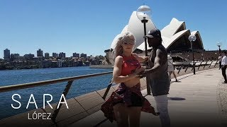 Sara Lopez and Enah Lebon | Sexy dance Kizomba in Sydney (Australia)