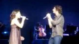 Josh Groban The Prayer with Lani Misalucha