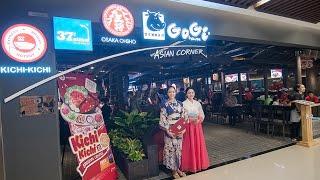 """""""Du Lịch Khám Phá Ẩm Thực Thế Giới"""" Tại Saigon Centre Cùng Kichi Kichi"""