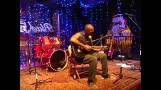 "Cedric Burnside (solo)    -     ""You Can Move""       8/2/13"