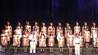 Heavenly Father by TBAA-Vocal Livre Charity Concert Program 28 Nop 2016