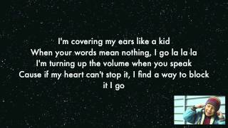 Naughty Boy - La La La ft. Sam Smith (Lyrics)