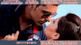 bullet by sherry-sandhu feat parry-parrot HD- Official Video lyrics jarnail rattoke
