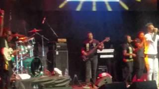 Christopher Martin live at Toronto Reggae Fest Aug 2016