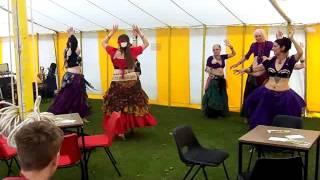 Tribal Unity Wales Food Festival 2015  4   Brimful of Asha