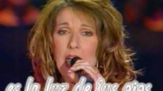 Celine Dion -  The Greatest reward (traducida)