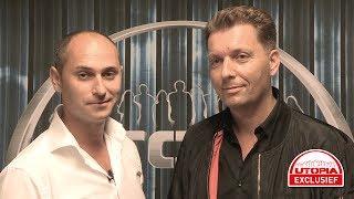 Exclusief: Danny Nicolay & Jeffrey Tanis in Utopia! - UTOPIA (NL) 2017