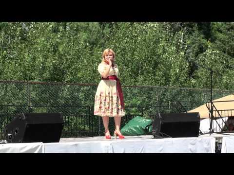 Марія Бурмака – Союзівка 2011 – Ukrainian Cultural Festival – Mariya Burmaka