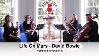Life On Mars (David Bowie) Wedding String Quartet