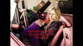 Avril Lavigne-Wish You Were Here-Tradução