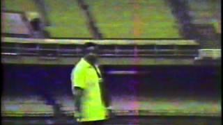 Agnaldo Timóteo Gravando clipe no Maracanã - Musica Quem é você