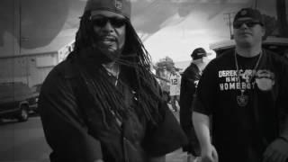 4DUB feat Kjs - WE RAIDER FANS(music video shot in Oakland)