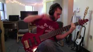 Revenga Bass Cover - System of a Down