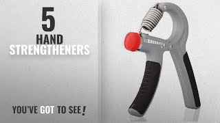 Top 10 Hand Strengtheners [2018]: CellDeal Hand Power Grip Exerciser 10-40Kg Forearm Strength