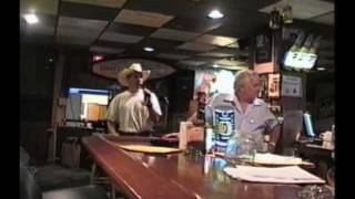 WALKIN TO JERUSALEM (Tracy Byrd) SUNG BY BARTENDER IN NASHVILLE IN 1998