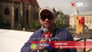 Manolo Cruz   TIFF BLITZ 2016