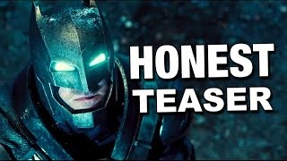 Honest Teaser - Batman v. Superman: Dawn of Justice