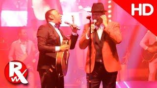Anthony Santos & Fernando Villalona Cantando Juntos (En Vivo/Live) HD